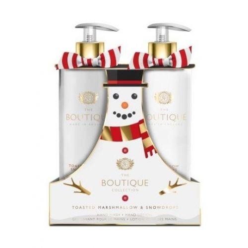 Grace Cole / Vianočná sada pre starostlivosť o ruky Toasted Marshmallow