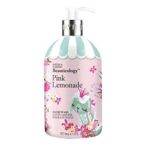 Baylis & Harding / Tekuté mydlo na ruky Lama Pink Lemonade - 500 ml
