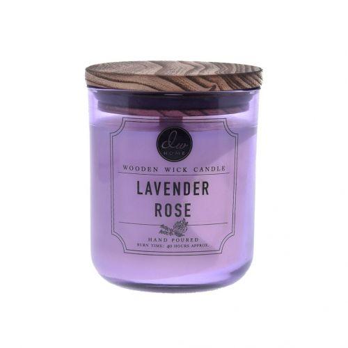 dw HOME / Vonná sviečka Lavender Rose 320g