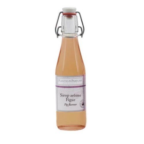 PLANTES ET PARFUMS provence / Fíkový sirup 50 ml