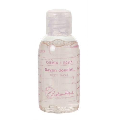 Lothantique / Sprchovací gél Chemin de Roses 50 ml