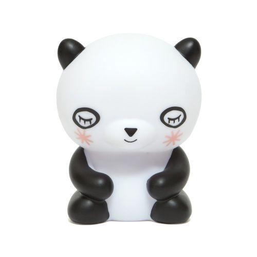 PETIT MONKEY / Nočná LED lampička Panda bear