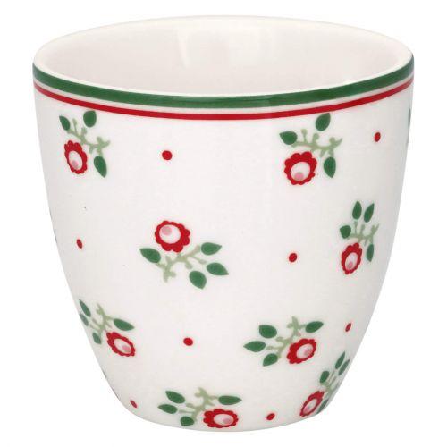 GREEN GATE / Mini latte cup Abi Petit White
