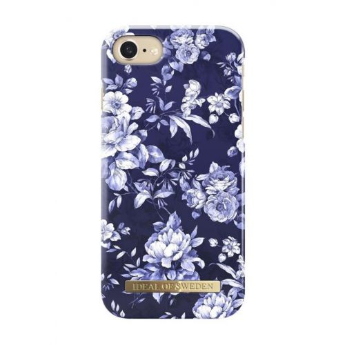 iDeal of Sweden / Kryt na iPhone 6/6s/7/8 Sailor Blue Bloom