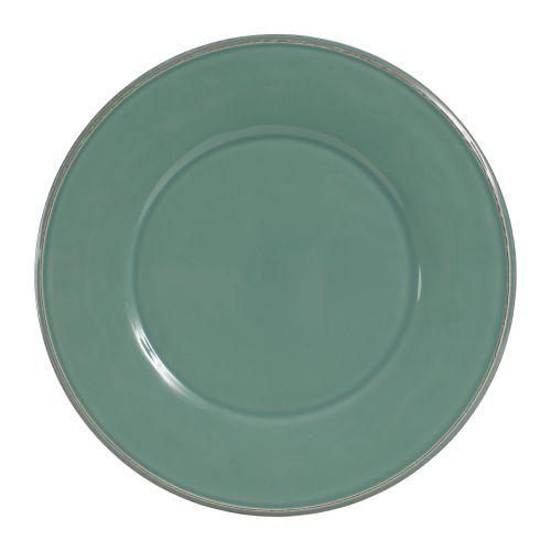 CÔTÉ TABLE / Keramický tanier Constance Sauge 28,5cm