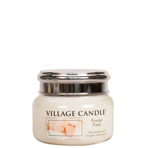 VILLAGE CANDLE / Sviečka v skle Powder Fresh - malá