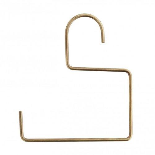 MADAM STOLTZ / Držiak na toaletný papier Antique Brass