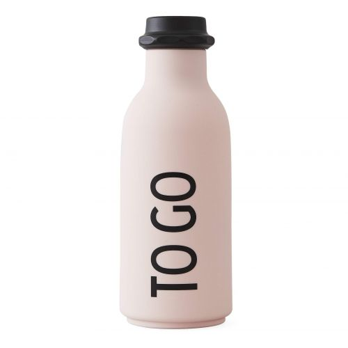 DESIGN LETTERS / Lahev na vodu To Go Pink 500ml