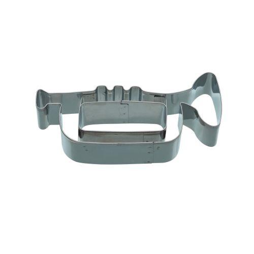 Kitchen Craft / Nerezové vykrajovátko - trumpetka 12cm