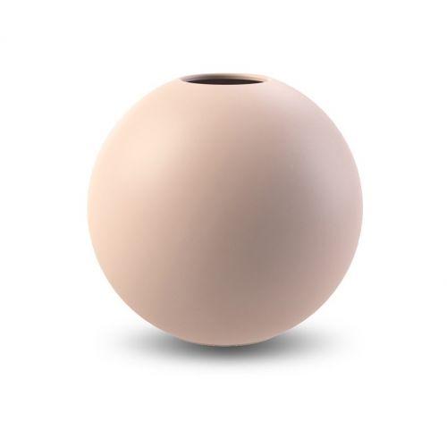 COOEE Design / Okrúhla váza Ball Dusty Pink 20cm