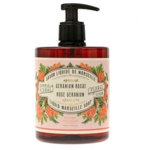Panier des Sens / Tekuté mydlo na ruky Rose Geranium 500ml