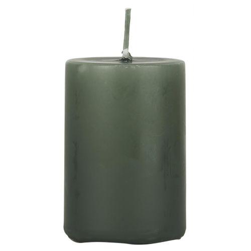 IB LAURSEN / Sviečka Deep Green 6 cm