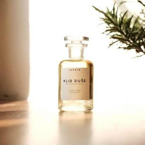 JAGAIA / Vysokovibračný telový olej - Pokoj duše 50 ml