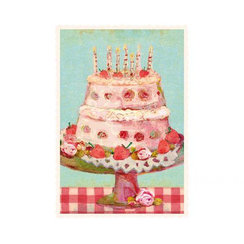 Maileg / Detské narodeninové prianie Torta