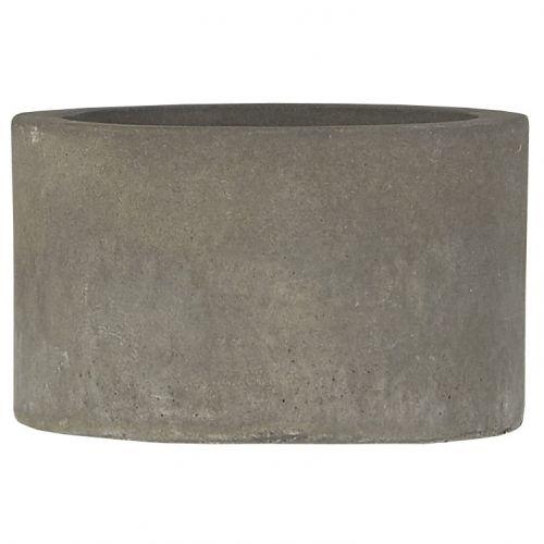 IB LAURSEN / Cementový svietnik Pillar Grey