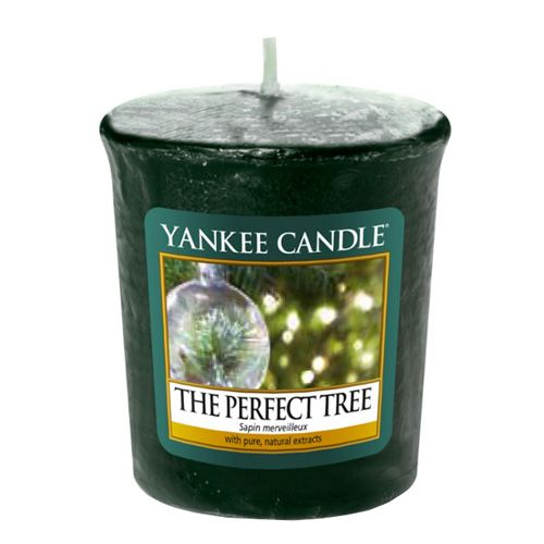 Yankee Candle / Votívna sviečka Yankee Candle - The Perfect Tree