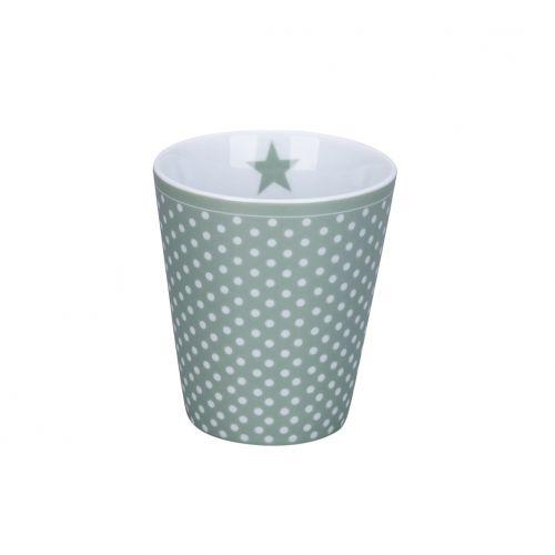 Krasilnikoff / Latte cup Dusty Green 330ml