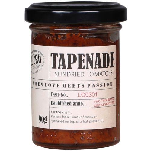 LE CRU Delicacies / Tapenáda ze sušených paradajok 90gr