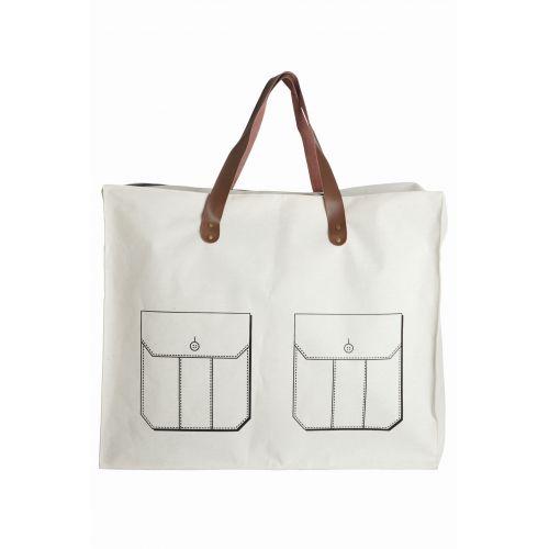 House Doctor / Nákupná taška Pocket