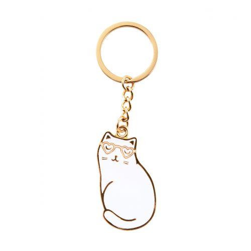 sass & belle / Prívesok na kľúče Cutie Cat