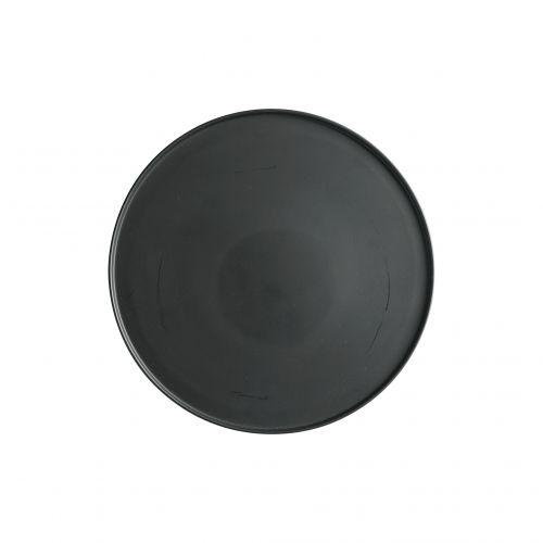 Tine K Home / Kovová tácka Iron Black 20cm