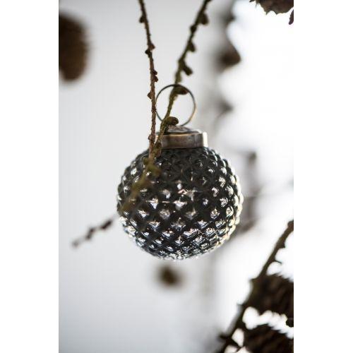 IB LAURSEN / Vánoční mini ozdoba Black small