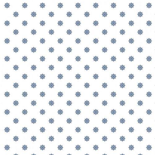 TAFELGUT / Baliaci papier Blue Flower Pattern - 2 listy