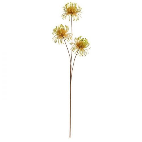 BUNGALOW / Dekoratívne umelé kvety Exotic Flower Limonade