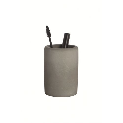 House Doctor / Stojanček na zubné kefky Cement