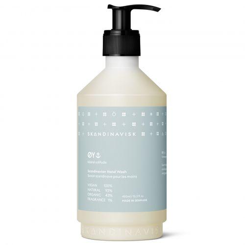 SKANDINAVISK / Tekuté mydlo na ruky ØY (ostrov) 450 ml