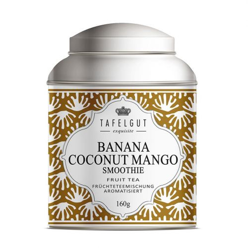 TAFELGUT / Ovocný čaj - Banana Coconut Mango Smoothie 160 g