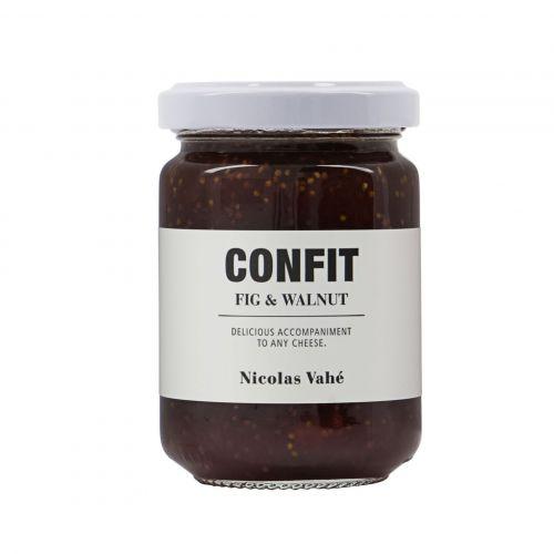 Nicolas Vahé / Konfit z fíg s vlašskými orechmi 170 g