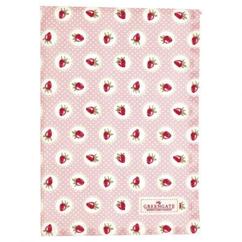 GREEN GATE / Utierka Strawberry Pale Pink