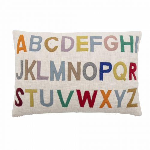 Bloomingville / Detský bavlnený vankúš Lexi 60 × 40 cm