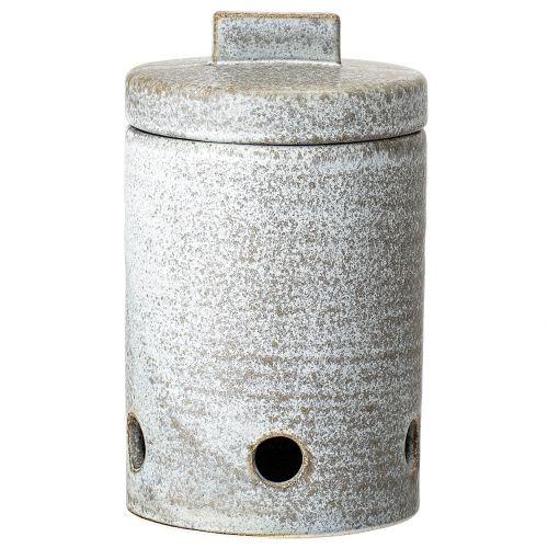Bloomingville / Keramická nádoba na cesnak Kendra Garlic Jar