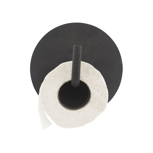 House Doctor / Kovový držiak na toaletný papier Black