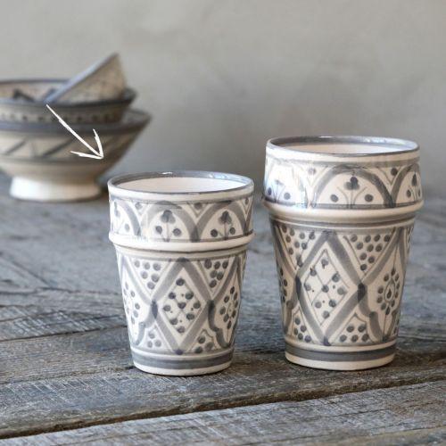 Keramický marocký šálek Marrakech 200 ml