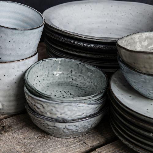 Kameninová miska Rustic Grey