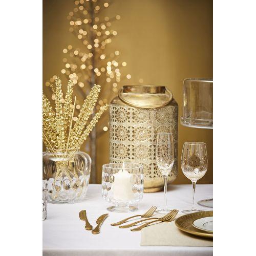 Sklenička na šampaňské Scintille d'Or