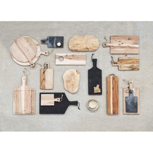 Dřevěné prkénko Oiled Acacia - menší