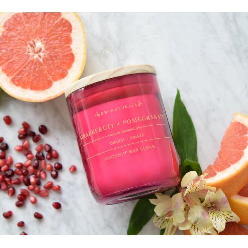 Vonná svíčka ve skle Grapefruit and Pomegarante 500g