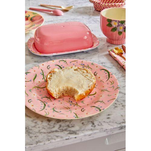 Melaminový talíř Daisies Print