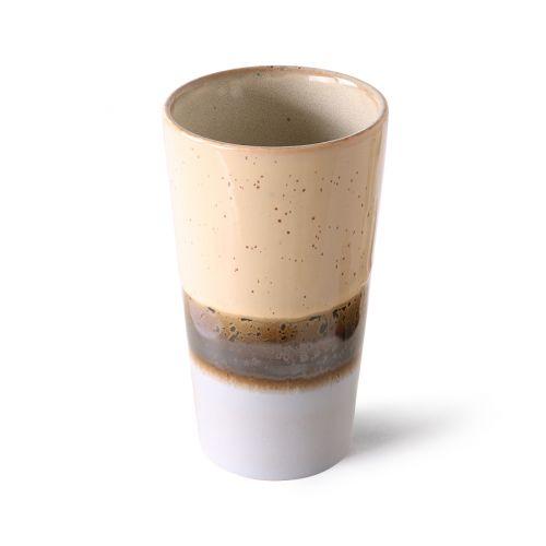 Keramický latte cup 70's Lake 280ml