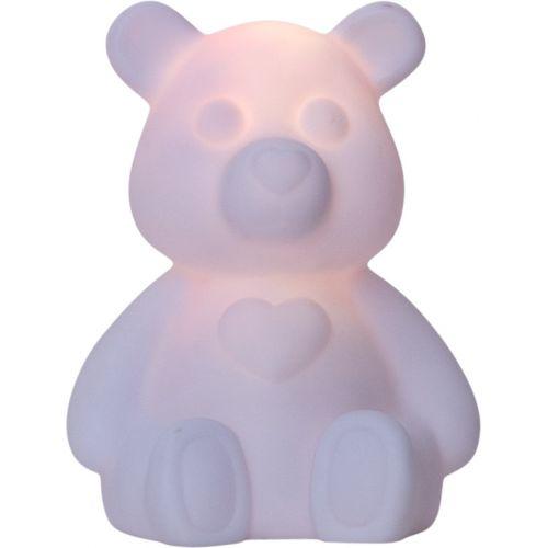 Dětská LED lampička Teddybear White