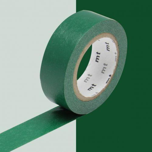 Japonská papírová páska Peacock Green