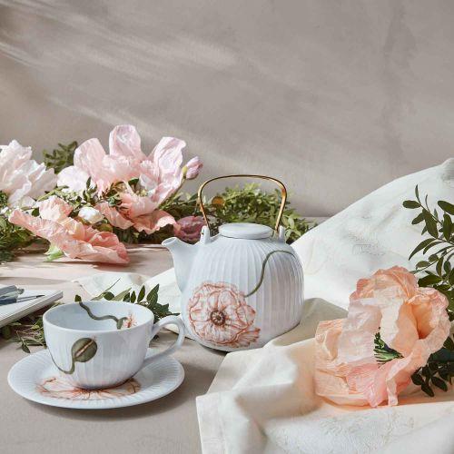 Porcelánová čajová konvice Hammershøi Poppy
