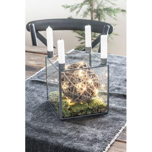 Dekorativní koule z větviček 9 cm