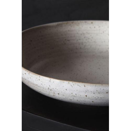 Hluboký talíř Pion Grey/White