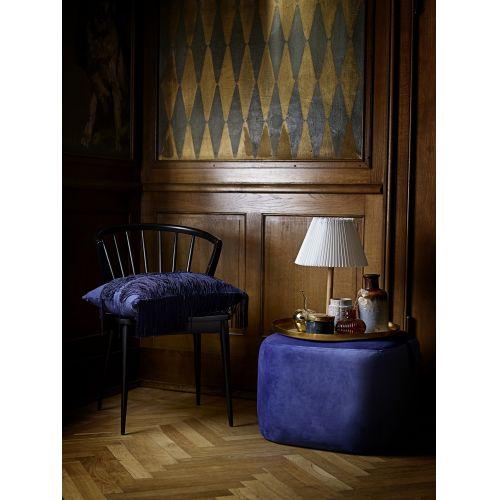 Polštář s třásněmi Blue 40x60 cm