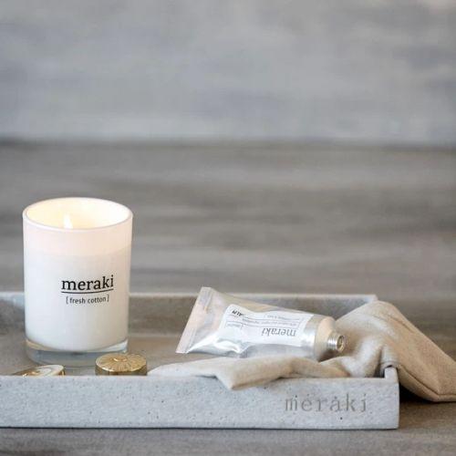Vonná svíčka Meraki - Fresh Cotton